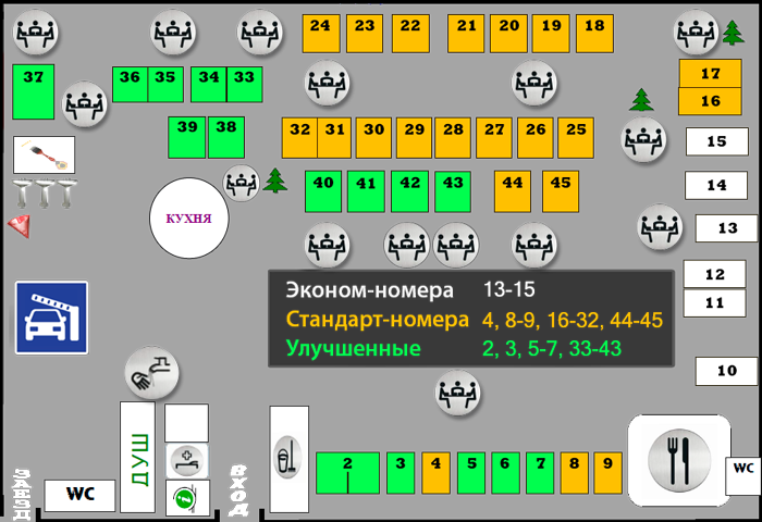 Схема базы